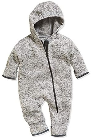 Playshoes Baby Strickfleece-Overall Snowsuit