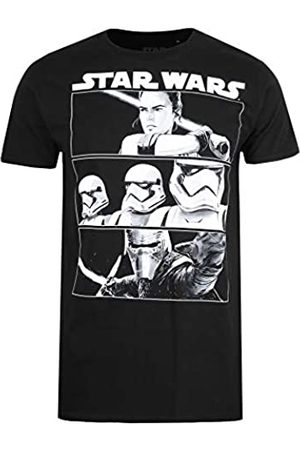 STAR WARS Men's Trio Panels T-Shirt