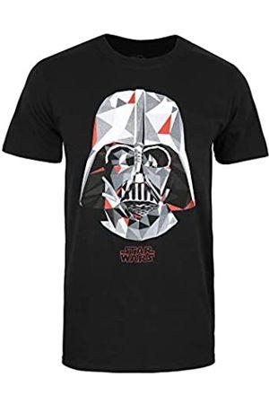 Star Wars Men's GEO Vader T-Shirt