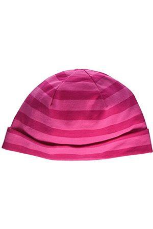 maximo Girl's Mütze mit Umschlagrand, Ringeljersey Hat
