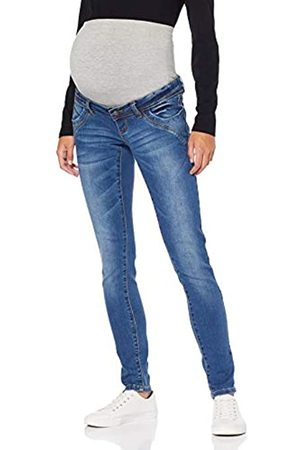 Mamalicious Women's Mlglobe Slim Stud Jeans A. Maternity Trousers