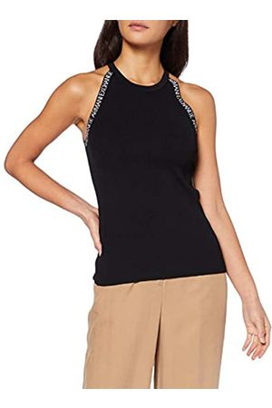Armani Exchange Women's Logo Tape (Small) Vest