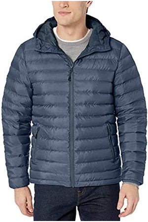 Goodthreads Packable Down Jacket With Hood Denim