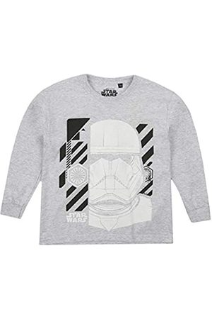 STAR WARS Boys' Trooper Chevron Long Sleeve T-Shirt