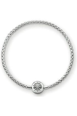 Thomas Sabo Women Men-Bracelet Karma Beads 925 Sterling Length 20 cm KA0001-001-12-L21