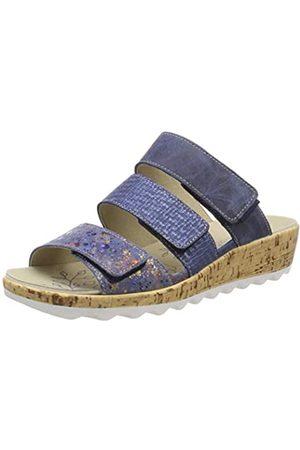 Romika Women's Gina 17 Platform Sandals, (Ocean-Kombi 531)