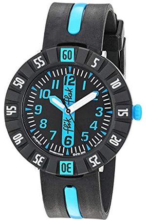 Flik Flak Boys' Analogue Quartz Watch with Rubber Strap FCSP031