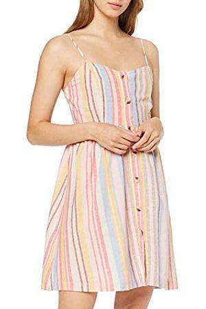New Look Women's Pastel Stripe Dress