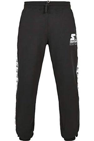 STARTER BLACK LABEL Men's Starter Logo Taped Sweatpants