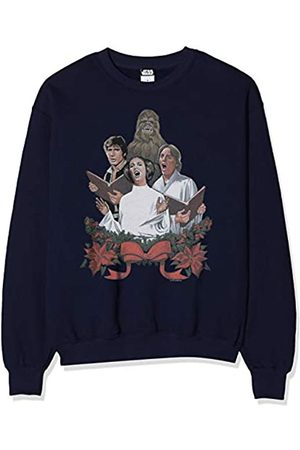 Star Wars Men's Christmas Jedi Carols Sweatshirt