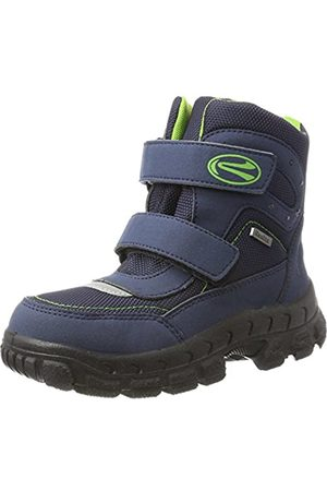 Richter Kinderschuhe Boys' Blinki (Davos) Snow Boots, (Atlantic/Apple 7201)
