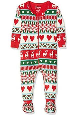 Hatley Baby Boys' Organic Cotton Footed Sleepsuit