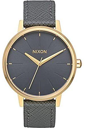 Nixon Women's Analogue Quartz Watch with Leather Strap A108-2815-00