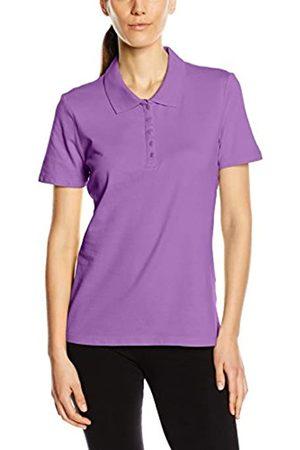 Stedman Apparel Women's Hanna Plain Short Sleeve Polo Shirt