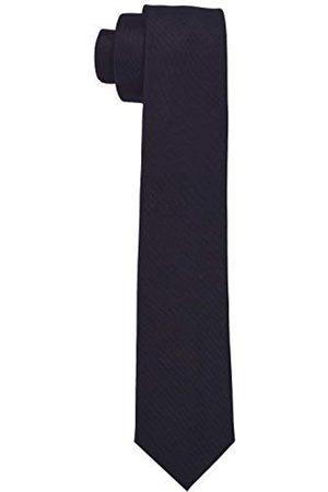 Strellson Men Ties - Premium Men's Necktie Blau (Navy 410) One size