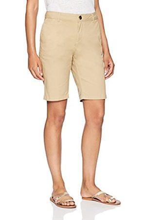 "Amazon 10"" Inseam Solid Bermuda Short Khaki"
