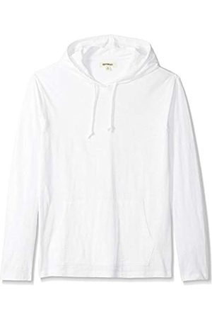 Goodthreads Amazon Brand - Long-sleeve Slub Pullover Hoodie T-Shirt