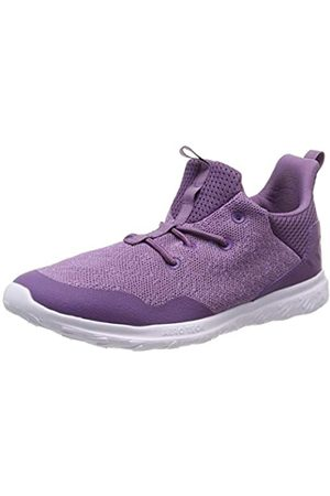 hummel Unisex Adults' Actus Trainer Low-Top Sneakers, (Grape Shake 8382)