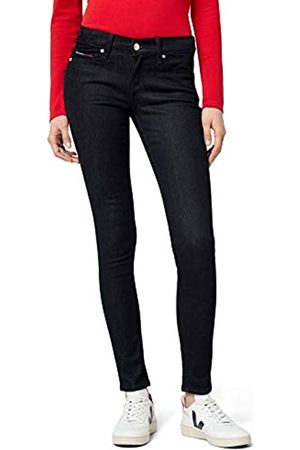 Tommy Jeans Women's Mid Rise Nora Skinny Jeans