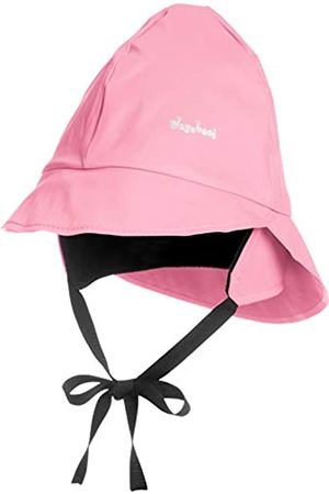 Playshoes Girl's Regenmütze, Fleecefutter Hat