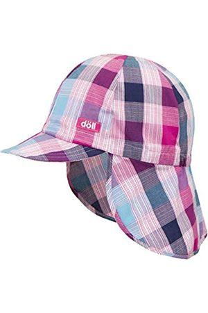 Döll Baby Girls' Baseballmütze Mit Nackenschutz Cap|