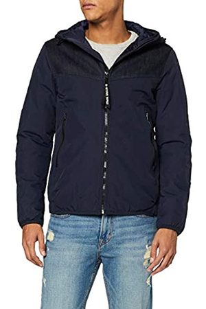 G-STAR RAW Men's Setscale Denim Hooded Jacket