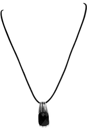 Akzent Women's Pendant Stainless Steel With Fabric Cord 50 CM 002600000152