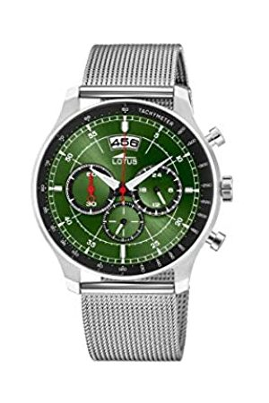 Lotus Mens Chronograph Quartz Watch with Stainless Steel Strap 10138/2