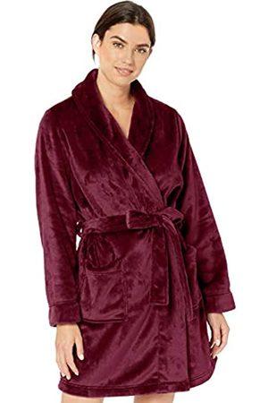 Amazon Essentials Mid-Length Plush Robe Nightgown