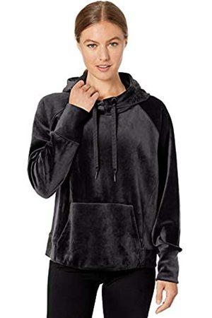 CORE Luxe Velvet Hoodie Hooded Sweatshirt