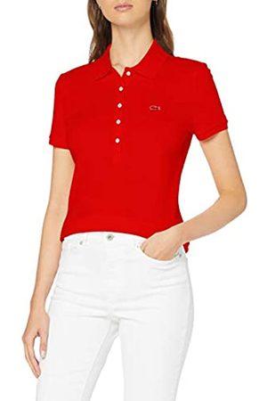 Lacoste Women's PF7845 Short Sleeve Polo Shirt