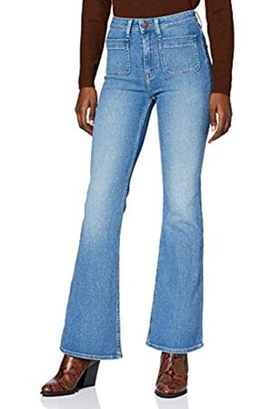 Lee Women's Breese Patchpocket Flared Jeans