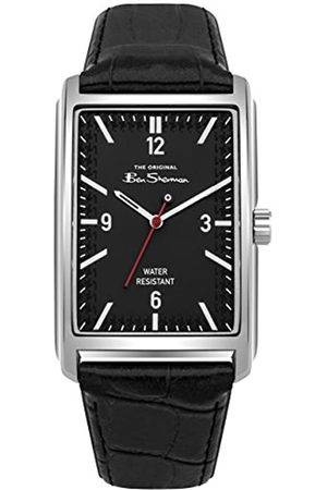 Ben Sherman Mens Analogue Classic Quartz Watch with PU Strap BS013BB