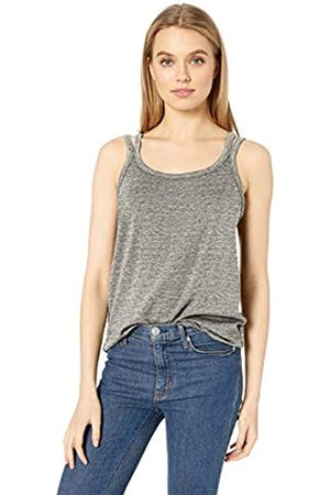 Daily Ritual Supersoft Terry Double-strap Tank Cami Shirt
