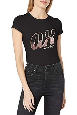 Armani Women's Embellishment Logo T-Shirt