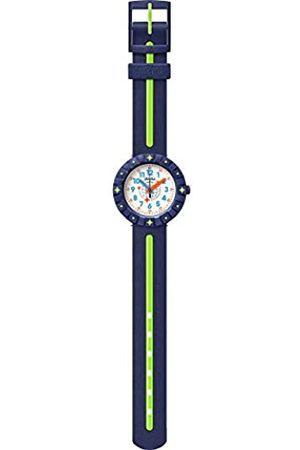 Flik Flak Boys Analogue Quartz Watch with Textile Strap FCSP090