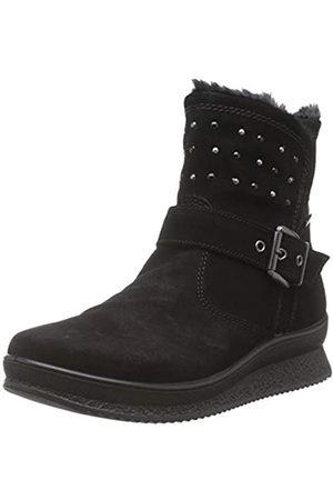 IGI&Co Women's Donna Gore-tex-41611 Snow Boots, (Nero 4161100)