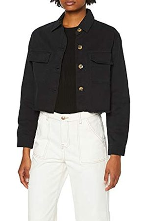 New Look Women's Raw Hem Jacket