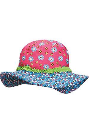 Playshoes Girl's UV-Schutz Sonnenhut Blumen Hat