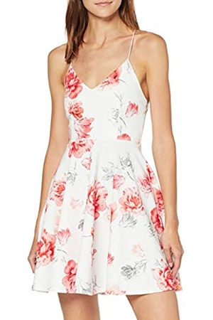 New Look Women's Agnes Floral Party Dress