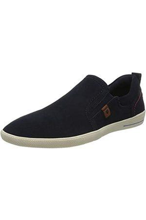 s.Oliver Men's 5-5-14600-24 Loafers, (Navy 805)