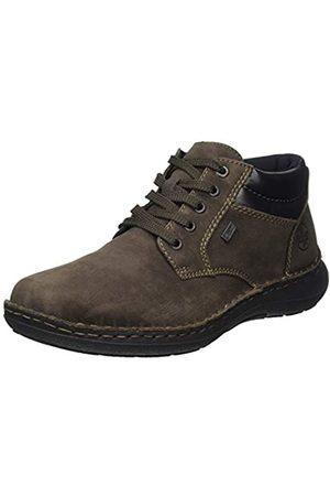 Rieker Men's Herbst/Winter Classic Boots, (Testadimoro/Schwarz 25)