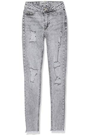 New Look Girls Jolie Busted Knee Jeans