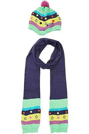 Tuc Tuc HAT and Scarf Knitted Set for Girl Stranger-Creatures