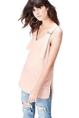 find. Women's Vest Top with D-Ring Detail, Long Line and Adjustable Shoulder Straps