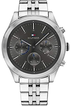 Tommy Hilfiger Men's Analogue Quartz Watch with Stainless Steel Strap 1791737