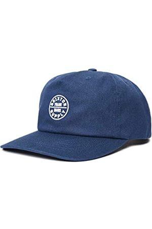 Brixton Men's Oath 110 Medium Profile Snapback HAT Baseball Cap