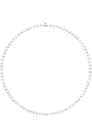 Pearls & Colors Women Necklet AM19-9COLED-56-AR2B-WH
