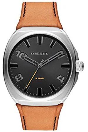 Diesel Quartz Watch with Leather Strap DZ1883