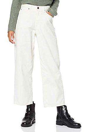 Lee Women's 5 Pocket Wide Leg Corduroy Trouser